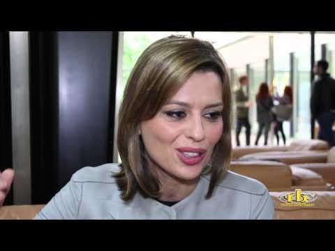Claudia Pandolfi, intervista per RB Casting, Non avere paura - Un'amicizia con Papa Wojtyla