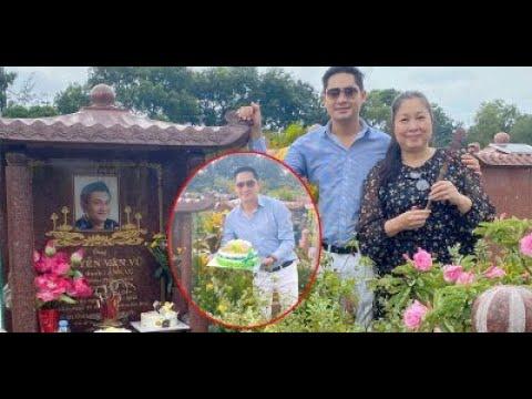 """Hồng Vân, Minh Luân mừng sinh nhật Anh Vũ: """"Khổ ông anh hay giận ghê"""" -Tin tức 368"""