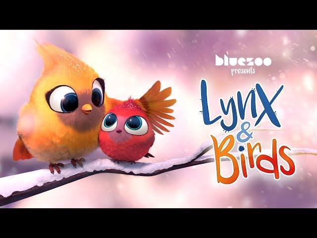 Blue Zoo's Lynx & Birds (International)