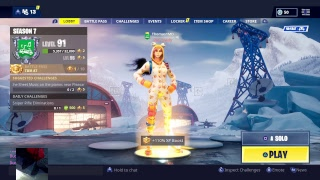 Fortnite PS4 Gameplay Live//Solo gOd 1800 + Wins//Fyra Skin Gameplay