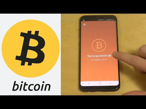 Me Earning $1 Dollar In Bitcoin Super Fast And Easy!