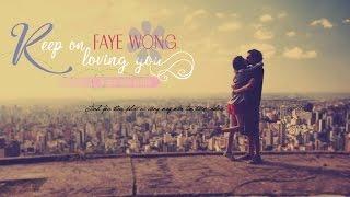 [Lyric – Vietsub]  Keep on loving you – Vương Phi