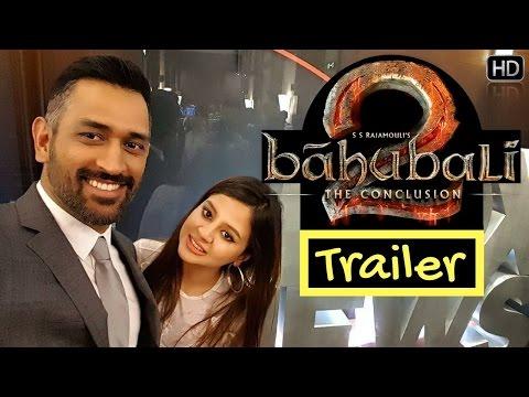 Bahubali 2 Spoof-MS Dhoni  As Bahubali 2017