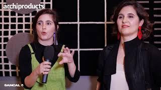 Salone del Mobile 2019 | SANCAL - Esther Castaño López and Elena Castaño López present Turati