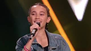Billie – Take Me Home, Country Roads | The Voice Kids | The Blind Auditions