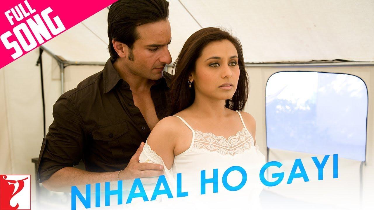 Download Nihaal Ho Gayi - Full Song   Thoda Pyaar Thoda Magic   Saif Ali Khan   Rani Mukerji   Kids Song