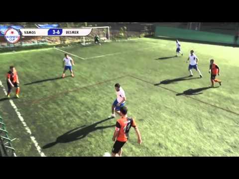 Business Cup 2016 Bahar Ankara | Vamos S.C. - Desmer Güvenlik