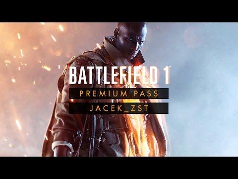 Battlefield 1 Premium Pass - pierwsze uruchomienie |