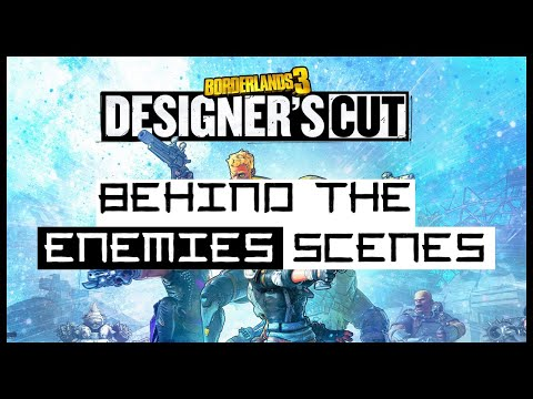 Borderlands 3 Director's Cut Behind the Enemies Scenes [1080p HD PC] - No Commentary |