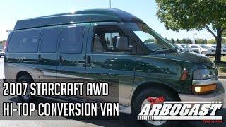 2007 Chevrolet Starcraft AWD Hi Top Conversion Van   Dave Arbogast Van Depot