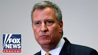 De Blasio speaks after NYC passes $1B cut to NYPD budget