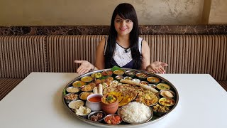 Mumbai Food | Biggest Thali thumbnail