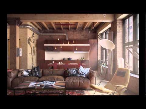 Loft Apartment Interior Design Ideas, Loft Apt Decorating ...