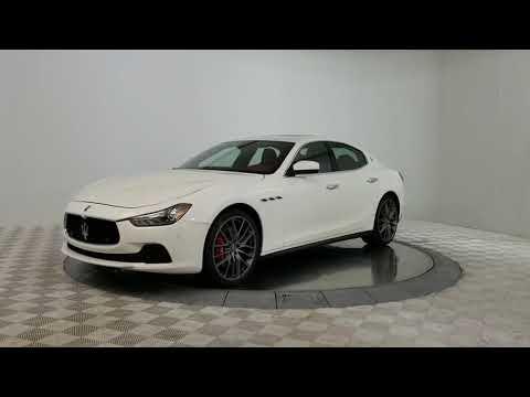 2017 Maserati Ghibli Carrollton TX EX242343