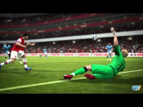 FIFA Soccer 13 - Demo Trailer