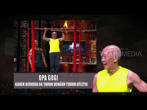 OPA GOGI, Kakek 66 Tahun Paling Kuat di Jakarta  HITAM PUTIH 060818 14