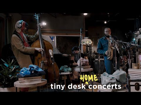 Immanuel Wilkins: Tiny Desk (Home) Concert