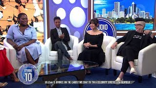 Danielle Brooks, Samira Wiley, Yael Stone & Lea DeLaria In Australia For Mardi Gras | Studio 10