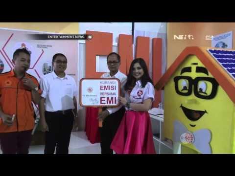 Tasya Kamila Ditunjuk Jadi Duta Energy Management Indonesia