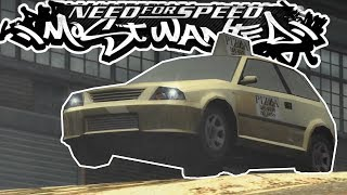 Dieses PIZZA-TAXI hat Nitro... | NFS Most Wanted