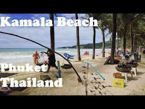 Beach Time! Kamala Phuket Thailand | VLOG #110