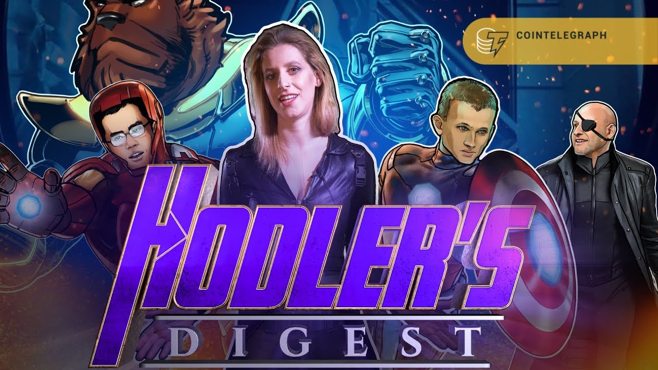 Avengers of Crypto, Tether (USDT) Only 75% Tethered, Elon Musk & Ethereum | Hodler's Digest