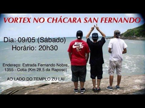 Banda Vortex ao vivo na Chacara san fernando