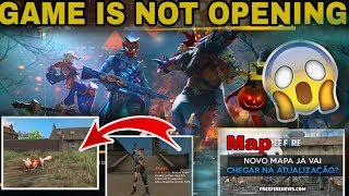 Free Fire New Update 2019🔥 NEW MAP, PET, GUN😲 (Game Is Not Opening 16th October 2019) [HINDI]
