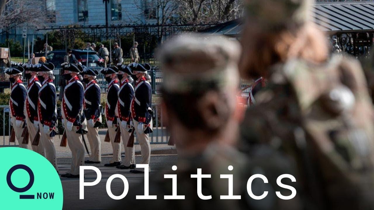 'Preparing for War:' Washington Braces for Unrest at Joe Biden's Inauguration