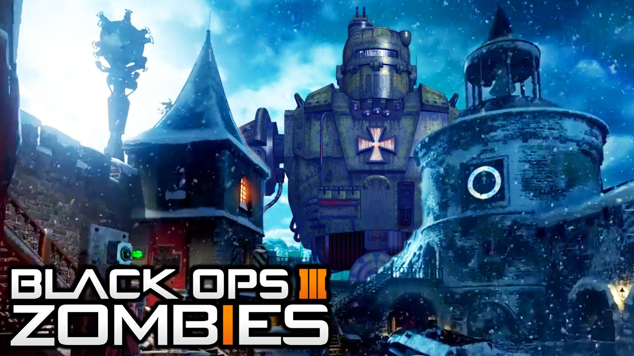 how to play black ops 3 zombies der eisendrache