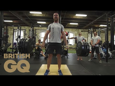 Oracle's America's Cup Fitness Tips | Fitness | British GQ