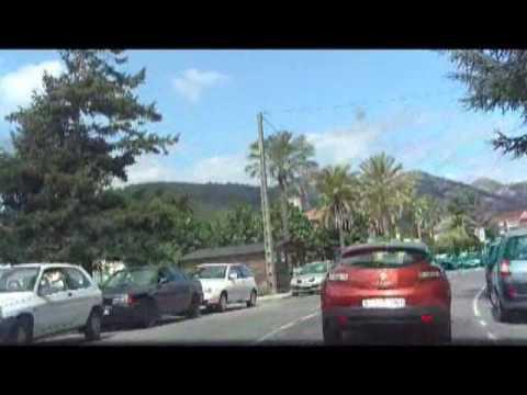 Esteiro en coche