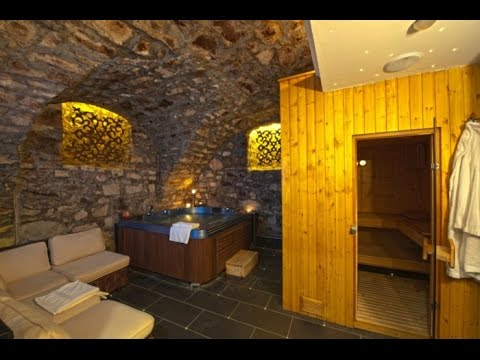 The Most Comfortable Home Sauna Design - YouTube