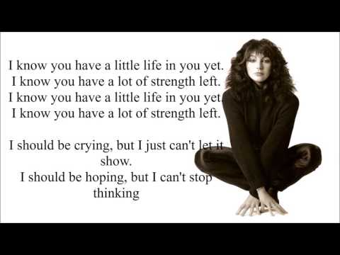 This Woman's Work - Kate Bush - Lyrics