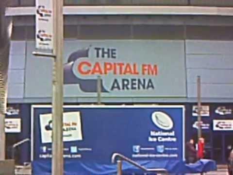 Nottingham- Capital FM Arena
