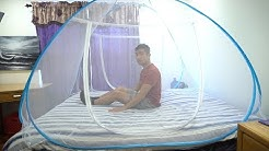 Popup Mosquito Net Tent for Beds Review
