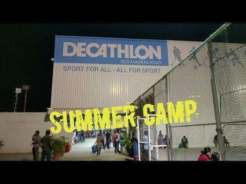 DECATHLON SPORTS STORE # SPORTS FOR ALL
