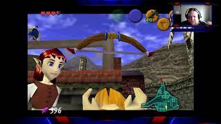 Legend of Zelda Ocarina of Time Randomizer Race VS OutragedConvict Episode 1