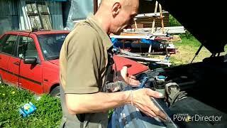 Замена масла через капот без слива снизу на фрилендер 2
