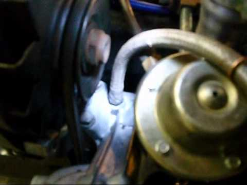 Electrical conections for Removed engine start on stand - YouTube