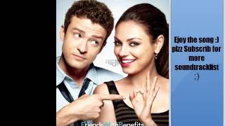 Friends With Benefits Soundtrack list