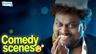 Sadhu Kokila Kannada Comedy Scene | Googly Kannada New Movie HD  Masterpiece Yash