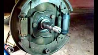 Tonella - revisão e reparos no sistema de freios do vw Fusca 1/7