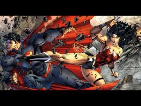 Wonder Woman theme 10 hours