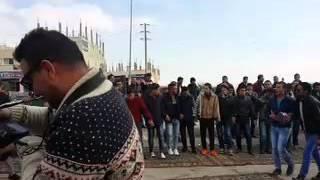 تخريج شباب الميكانيك جامعة مؤته ..