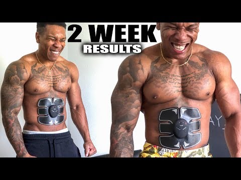 6 PACK ABS STIMULATOR RESULTS