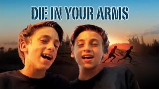 Die In Your Arms Justin Bieber - Blackberry Jam (Take 2) cover