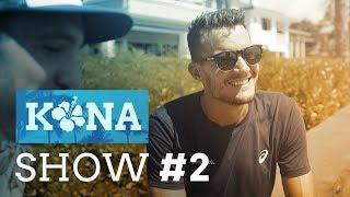 KONA Show #2 – Jan Frodeno, Maurice Clavel und das Rookie-Roulette