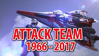 All Utraman Attack Team (1966-2017) For an updated version, visit h...