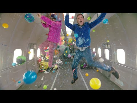 "OK Go - ""Upside Down & Inside Out"" Behind-The-Scenes Video"